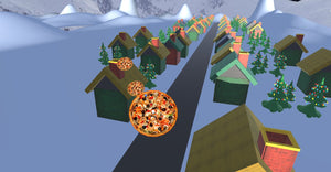 Build a VR Game - Throw Pizzas at Chimneys