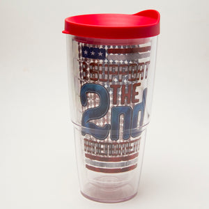 I Support The 2nd Amendment 24oz Tervis - CEG & Supply LLC