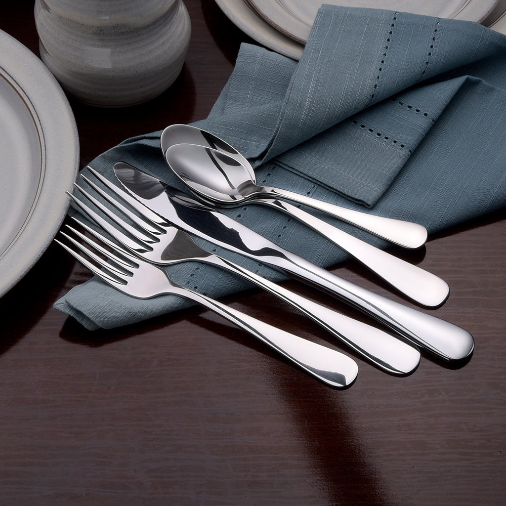 Annapolis - 65 Piece Flatware Set - CEG & Supply LLC