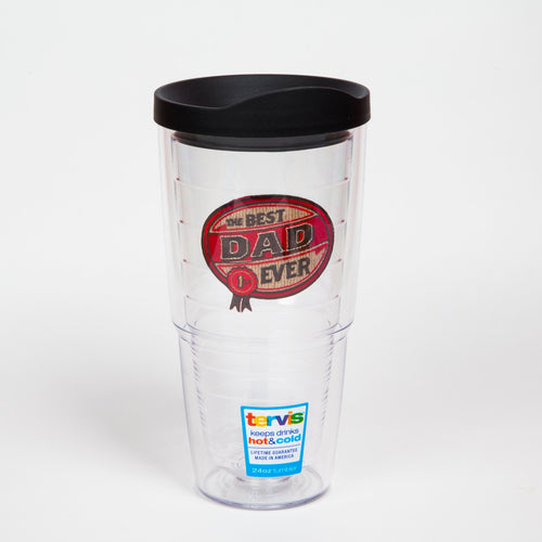 Best Dad Ever 24oz Tervis - CEG & Supply LLC