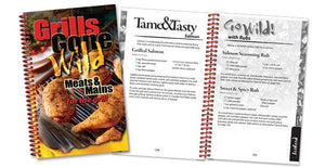 Grills Gone Wild-Meats & Mains - CEG & Supply LLC