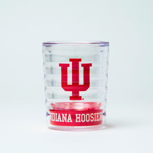 Indiana University 2.5oz Tervis Shot Glass - CEG & Supply LLC