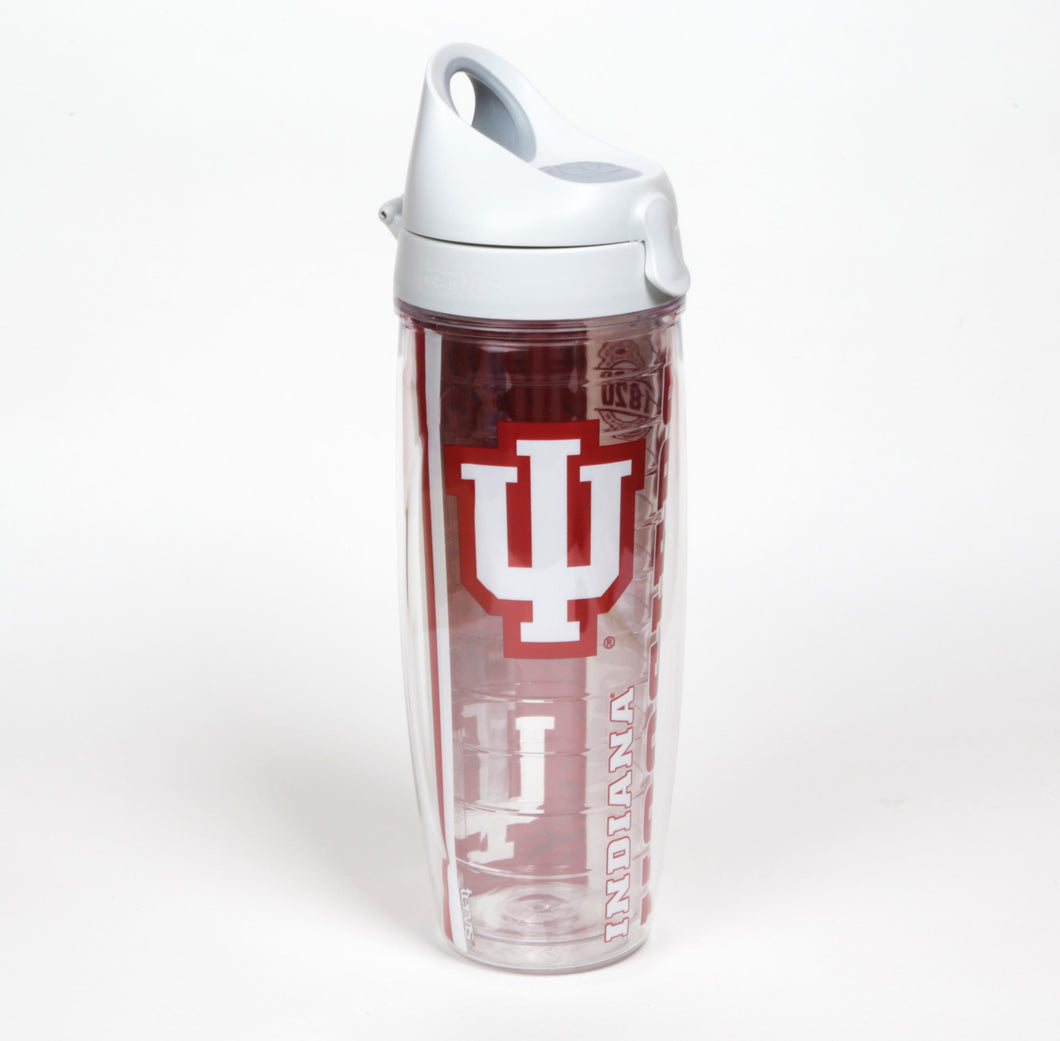 Indiana University Tervis Water Bottle - CEG & Supply LLC