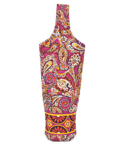 Sunset Paisley Wine Sleeve - CEG & Supply LLC