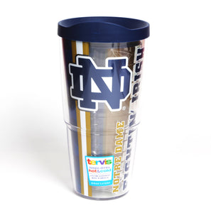 Notre Dame Fighting Irish 24oz Tervis - CEG & Supply LLC