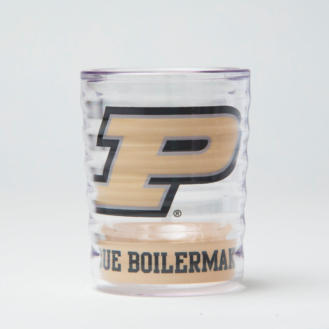 Purdue 2.5oz Tervis Shot glass