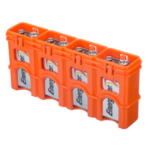 Storacell SlimLine 9V Orange - CEG & Supply LLC