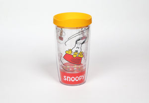 Snoopy 16oz Tervis with lid- Peanuts