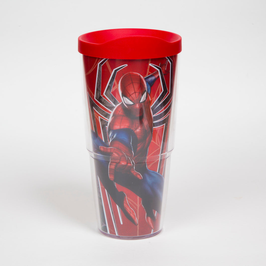 Spiderman 24oz Tervis Tumbler - CEG & Supply LLC
