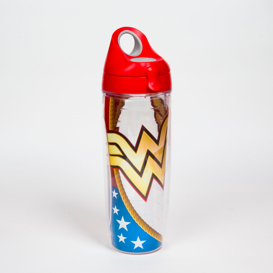 Wonder Woman Colossal Tervis Water Bottle - CEG & Supply LLC