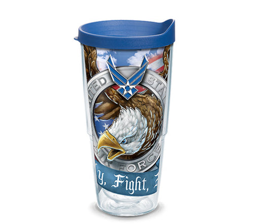 Air Force 24oz Tervis Tumbler - CEG & Supply LLC