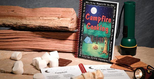 Campfire Cooking Cookbook - CEG & Supply LLC