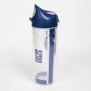 Indianapolis Colts Tervis Water Bottle Side View