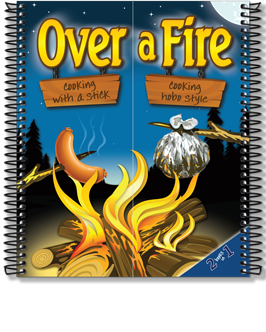 Over A Fire Cookbook - CEG & Supply LLC