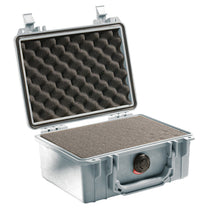 Silver Pelican 1150 Protector Case made USA with a lifetime warranty.