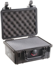 Black with foam Pelican 1150 Protector Case made USA with a lifetime warranty.