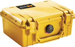 Yellow Pelican 1150 Protector Case made USA with a lifetime warranty.