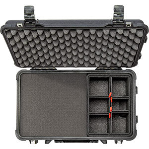 Pelican 1535Air TrekPak/Foam Hybrid Case - CEG & Supply LLC