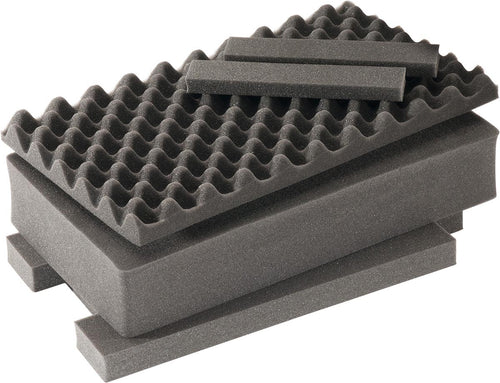 Pelican 1535AirFS 3 pc. Replacement Foam Set - CEG & Supply LLC