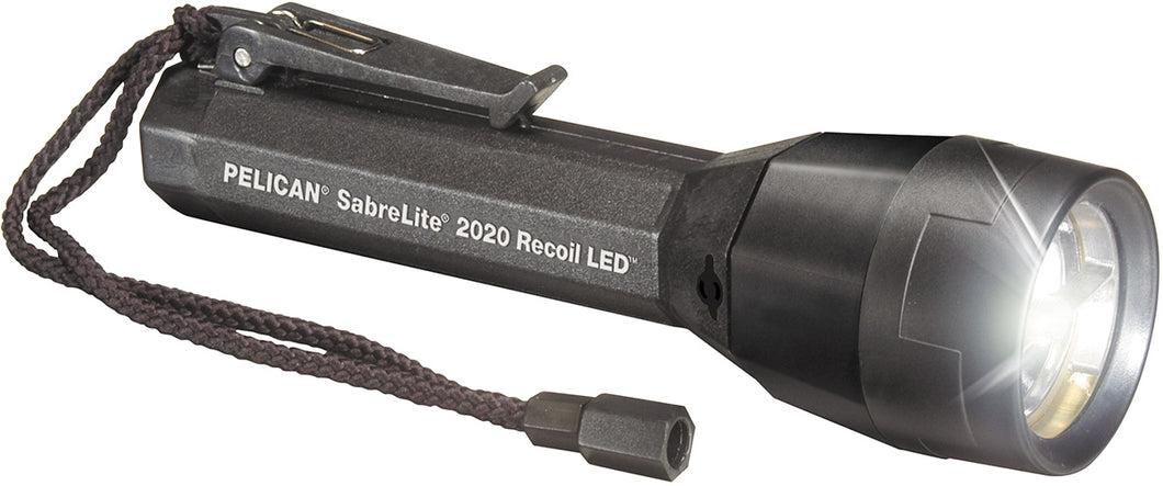 Pelican 2020B SabreLite™ Recoil™ Flashlight - CEG & Supply LLC