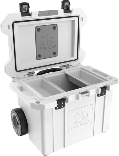 Pelican™ 55Qt Tailgater Wheeled Cooler