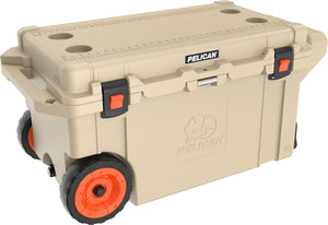 Pelican 80Qt Elite Wheeled Cooler Assorted Colors - CEG & Supply LLC