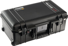 Pelican 1535 Air Black Travel Case. Lifetime warranty and made in the USA!