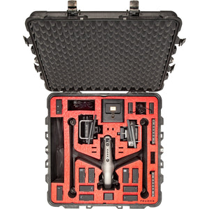 Flightline DJI Inspire 2 Drone Case - CEG & Supply LLC