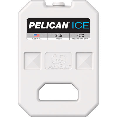 Pelican 2LB Ice Pack is available at www.cegsupply.com.