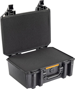 V300 Vault Large Pistol Case with lid open