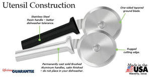 R121 & W221 Rada Pizza Cutter - CEG & Supply LLC