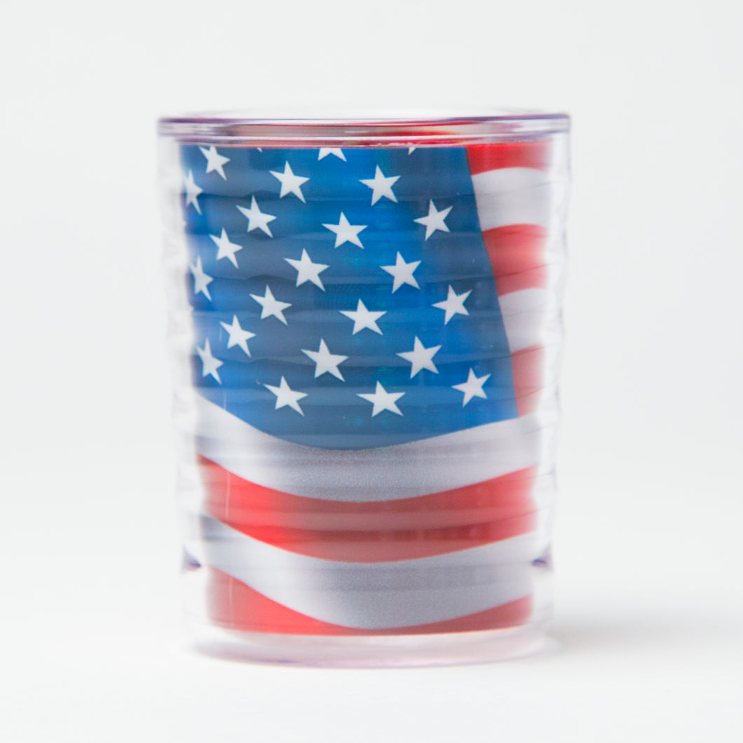 Stars and Strips 2.5oz Tervis Shot Collectible - CEG & Supply LLC