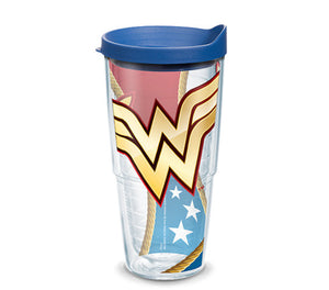 Wonder Woman Colossal 24 oz Tervis - CEG & Supply LLC