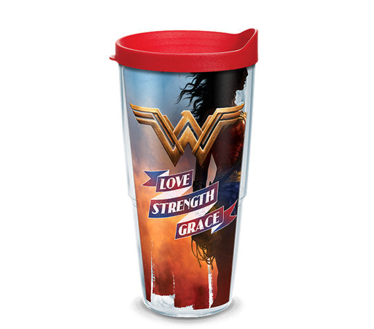 Wonder Woman Movie 24oz Tervis - CEG & Supply LLC