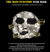 Load image into Gallery viewer, Star Mask, Facial Mask