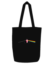 Load image into Gallery viewer, Pink Freud bag – #youcantalktome