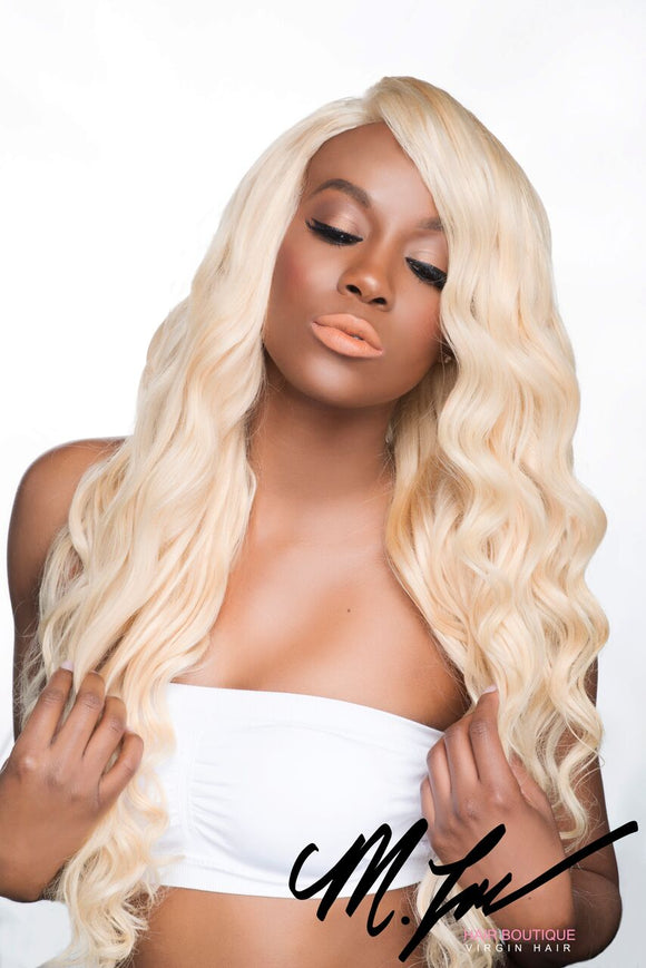 Blonde Bombshell Body Wave