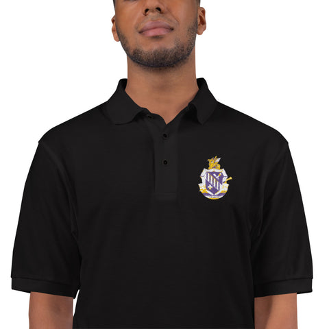 DSC Embroidered Polo Shirt