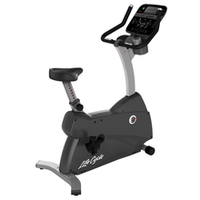 Load image into Gallery viewer, Life Fitness C3 Upright Bike With Track Connect Console (Coming Soon, Join Our Waiting List)