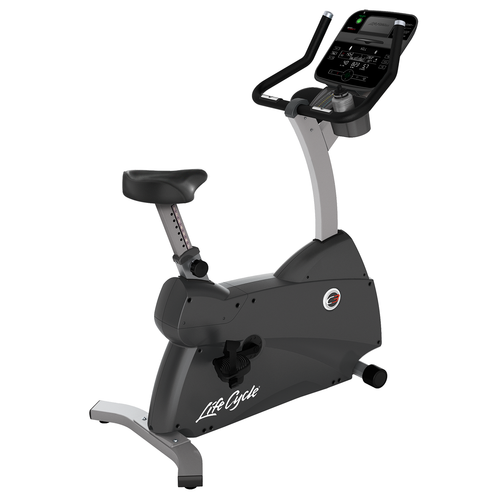Life Fitness C3 Upright Bike With Track Connect Console (Coming Soon, Join Our Waiting List)