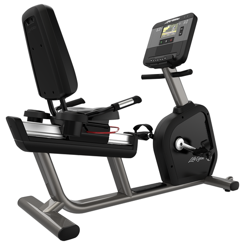 Life Fitness Club Series + Recumbent Bike