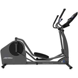 Life Fitness E1 Elliptical Cross-Trainer With Track Connect Console