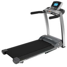 Load image into Gallery viewer, Life Fitness F3 Folding Treadmill With Go Console