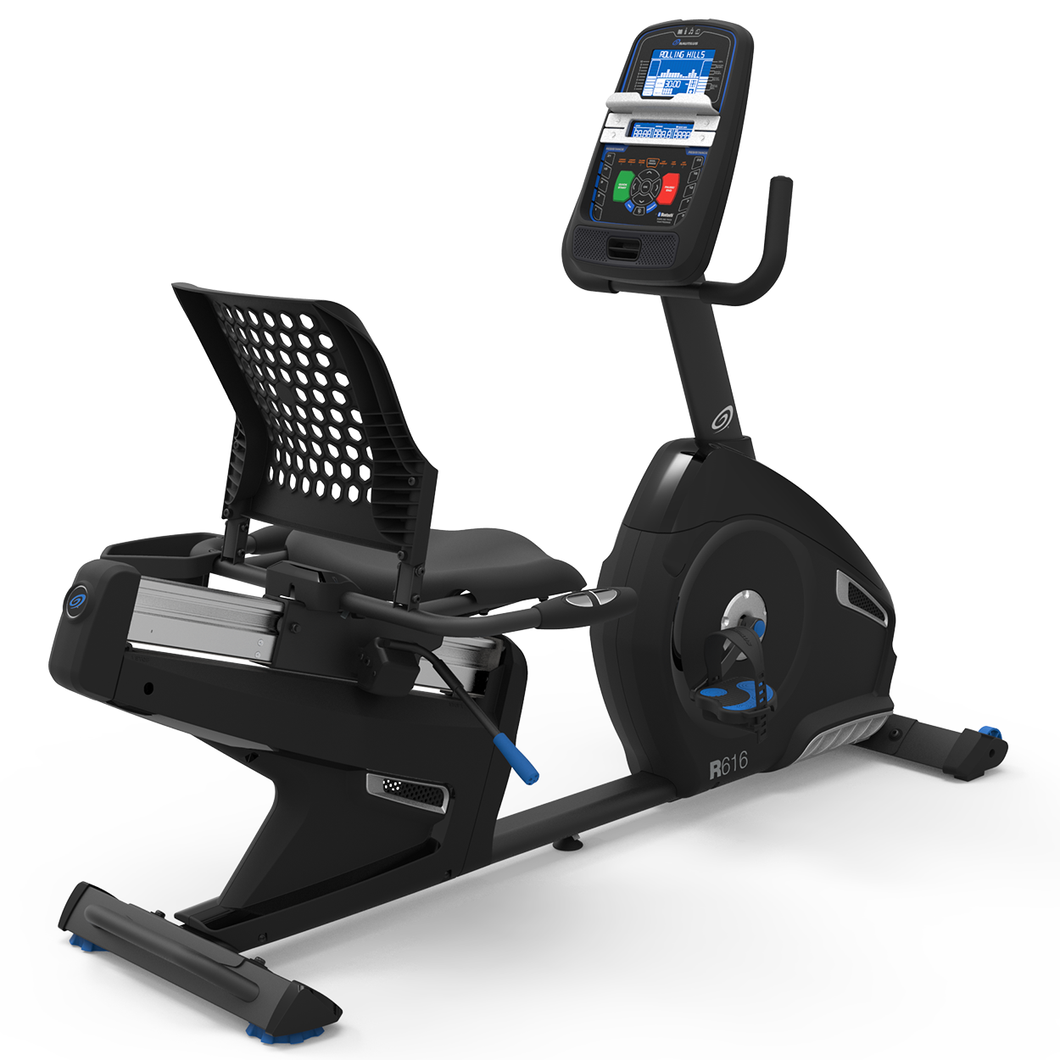 Nautilus R616 Recumbent Bike (Coming Soon, Join Our Waiting List)