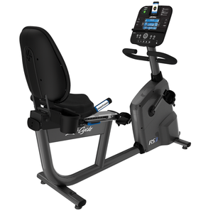 Life Fitness RS3 Recumbent Bike With Track Connect Console (Coming Soon, Join Our Waiting List)
