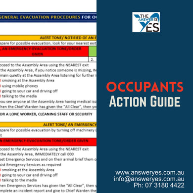 DOC0008 Action Guide-Occupants Template