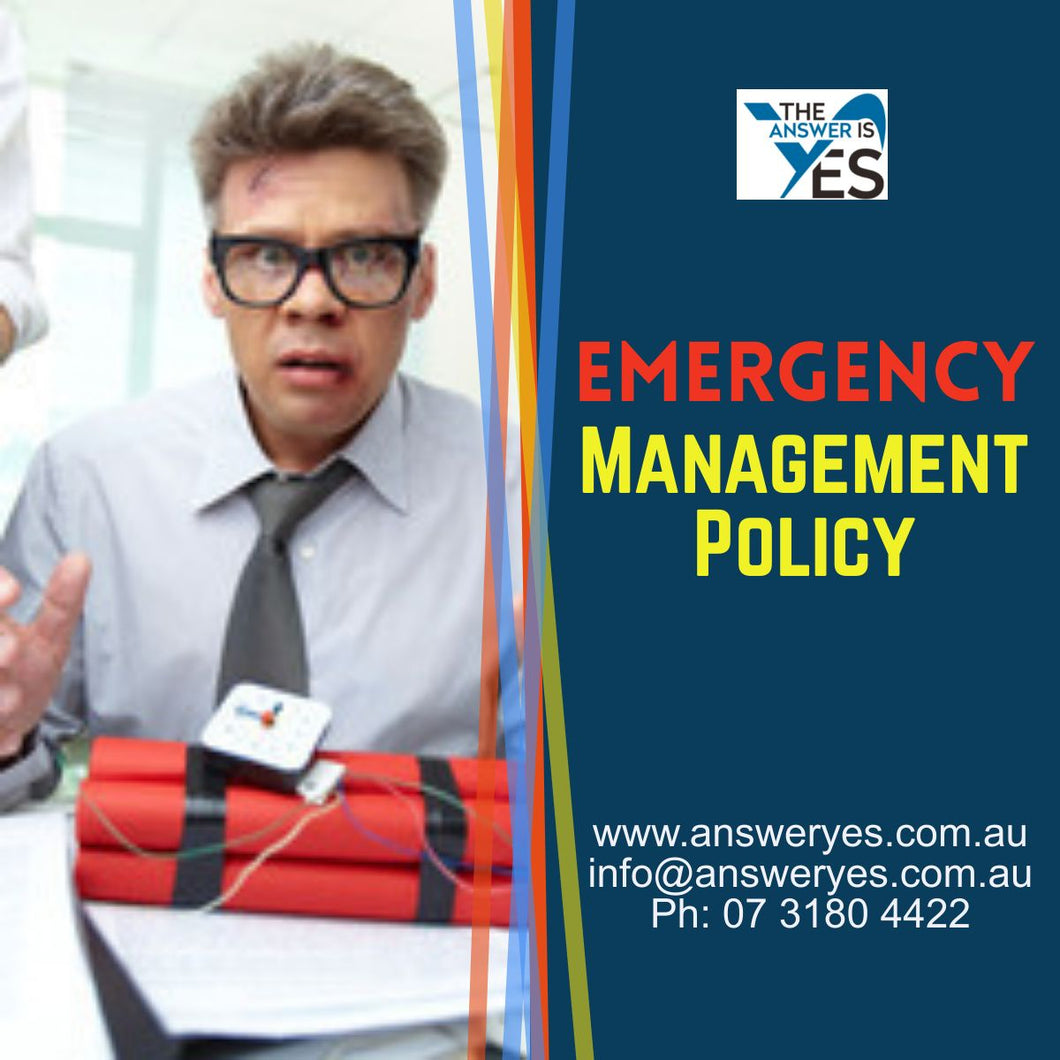 POL0007_Emergency Management Policy