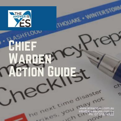 Chief Warden Action Guide