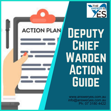 DOC0004_Action Guide-Deputy Chief Warden Template