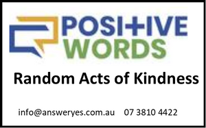 "Positive Words ""Random Acts of Kindness"" Packs-Pack 10- Downloadable"